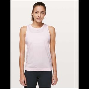 Lululemon Swiftly Breeze Tank *Relaxed Fit Pink